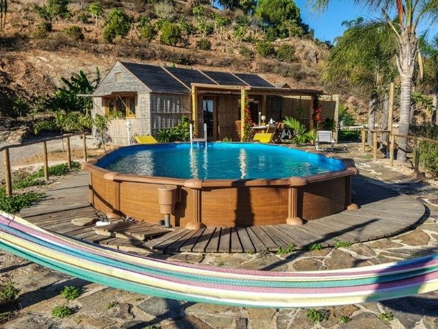 Canhestros Cottage Sleeps 8 with Pool and WiFi - 5766622, vacation rental in Cumeada