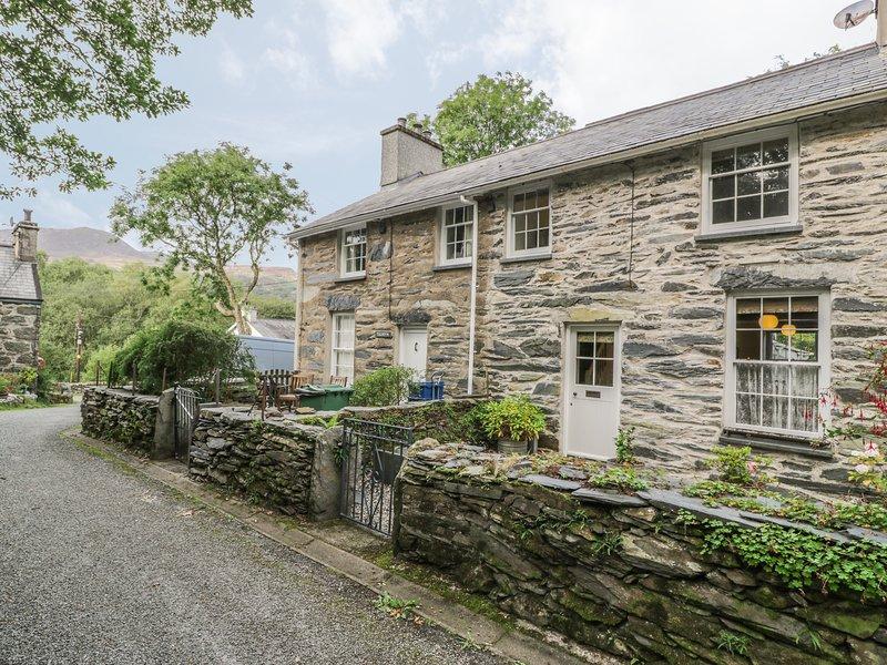 Peniel Cottage, Beddgelert, alquiler vacacional en Beddgelert