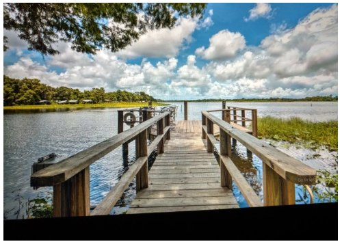 Waterfront Lake Rousseau on the Withlacoochee River – semesterbostad i Dunnellon