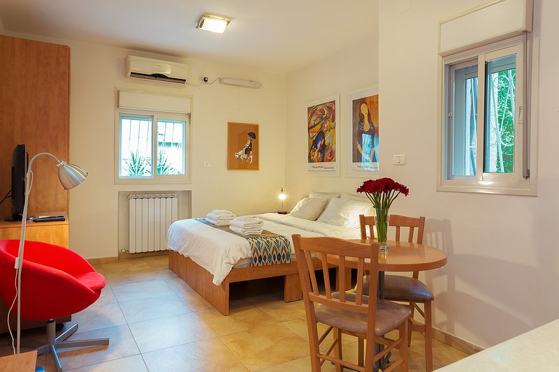 THE STUDIO, holiday rental in Beit Sahour