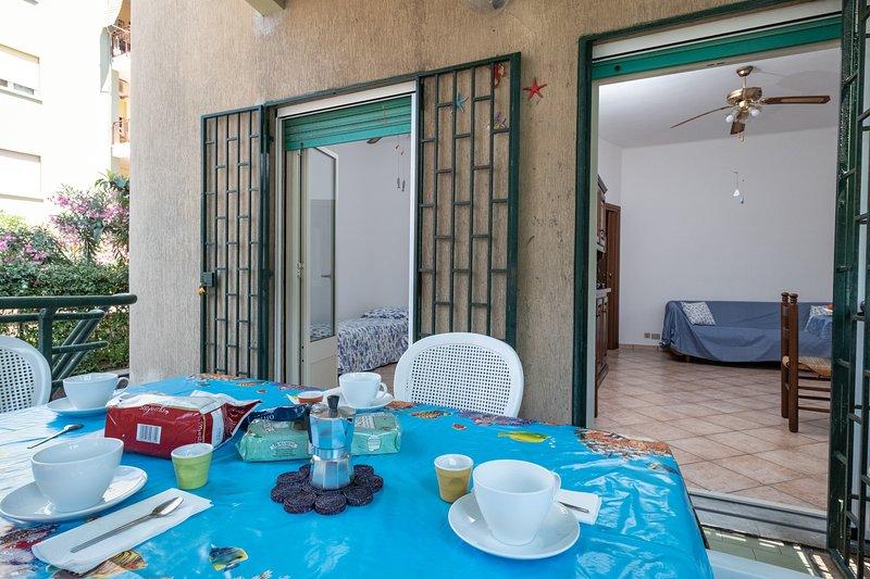 Roman Beach Family House, location de vacances à Lido di Castel Fusano