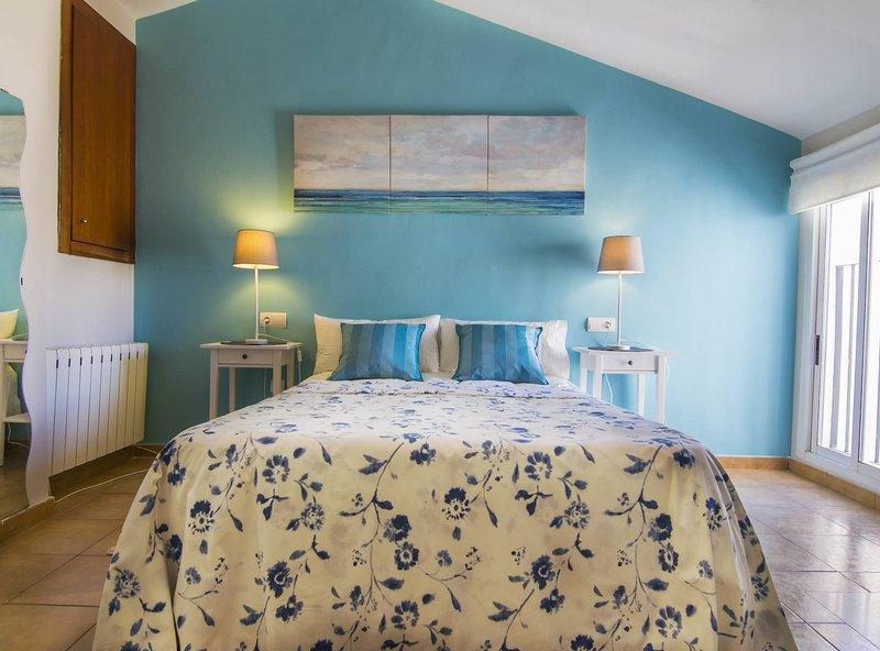 Ático · Vlc Malvarrosa flat, holiday rental in Montroy