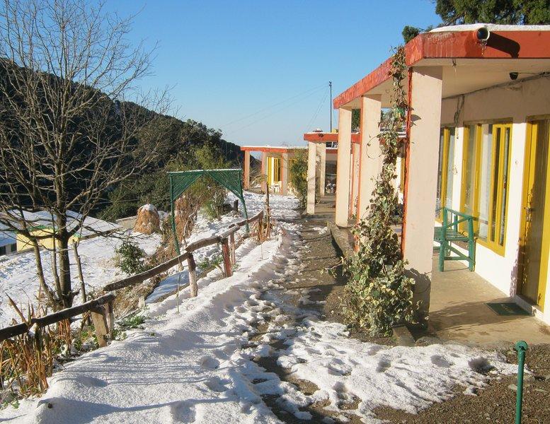 Janardan Resort Pangot, Nainital, holiday rental in Pawalgarh