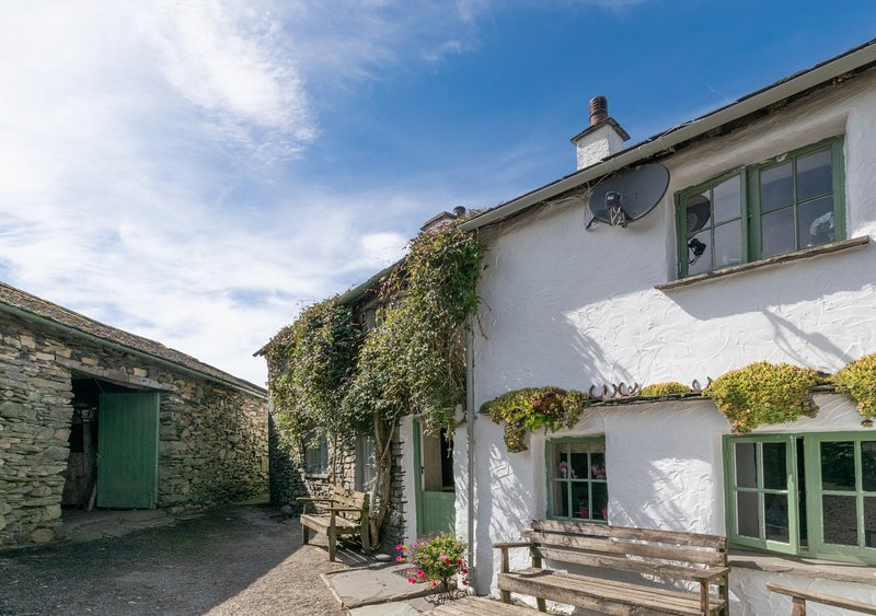 High Arnside Cottage, holiday rental in Little Langdale