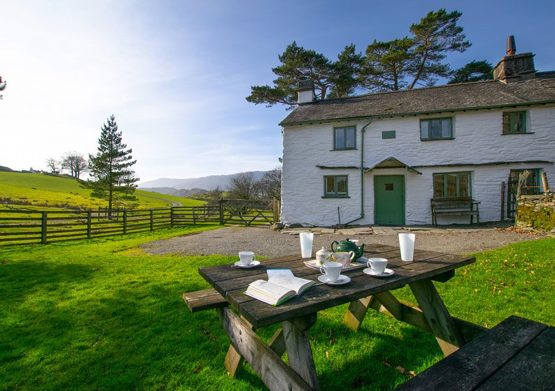 Low Arnside Cottage, holiday rental in Little Langdale