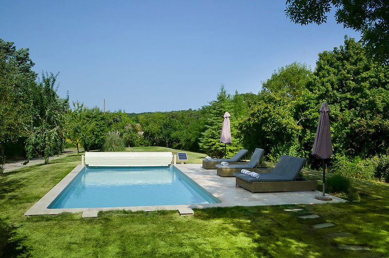 Saint-Julien-d'Eymet Villa Sleeps 9 with Pool - 5454508, vacation rental in Pomport
