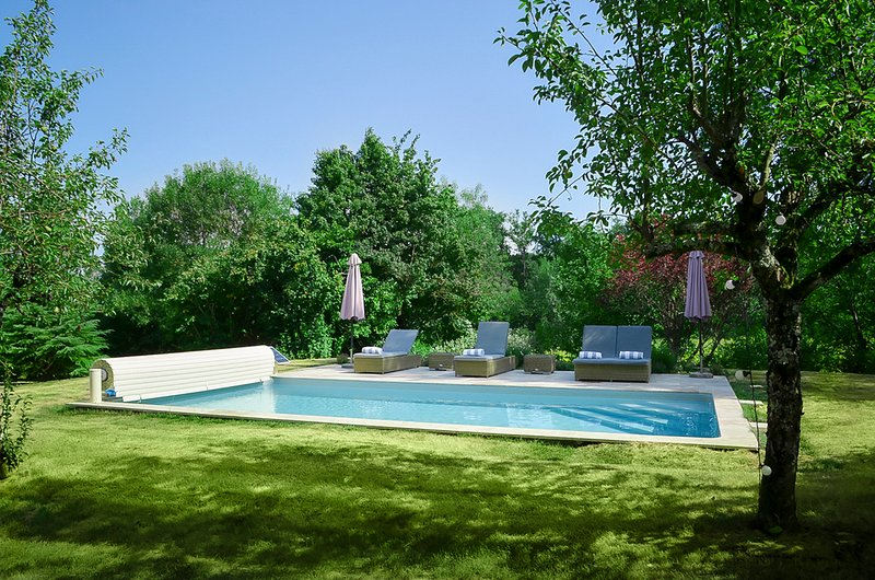 Saint-Julien-d'Eymet Villa Sleeps 5 with Pool - 5454693, vacation rental in Pomport
