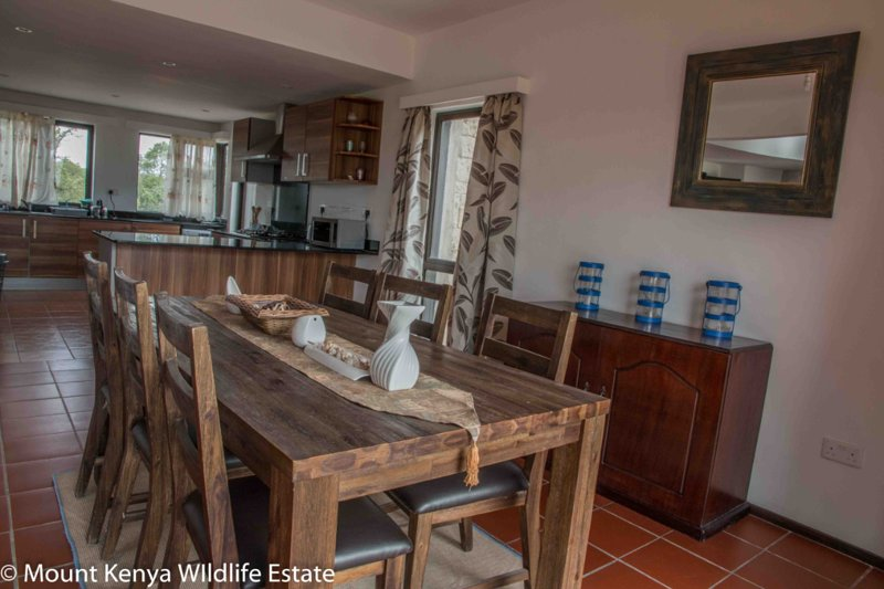 Villa in the Wild, Mount Kenya Wildlife Estate #64, vacation rental in Nanyuki Town
