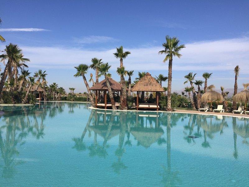 Holiday Resort - bungalows LG Residenz II, holiday rental in Hondon de los Frailes