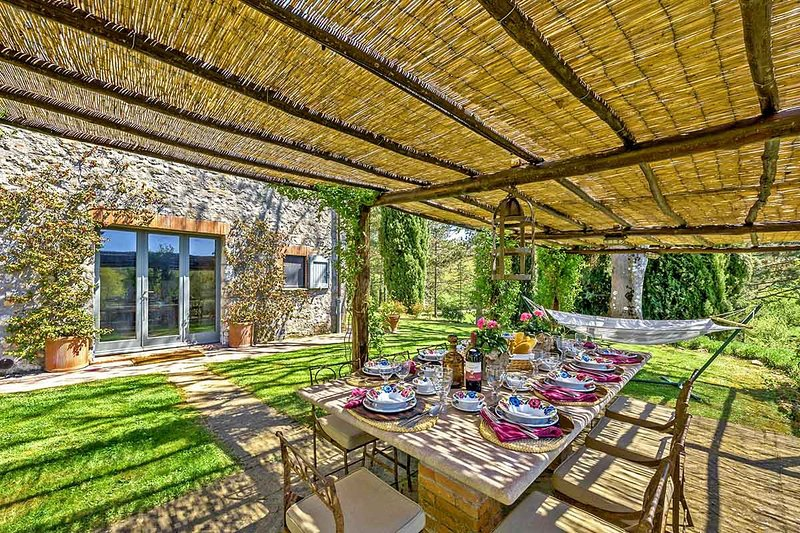 Sarteano Villa Sleeps 12 with Pool - 5809988, holiday rental in Sarteano