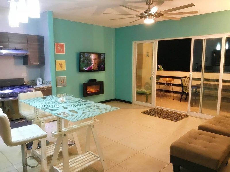 ≈ Oceanview Suite ≈ Gravity Center in Real del Mar>Rosarito>Playas de Tijuana, vacation rental in Tecate
