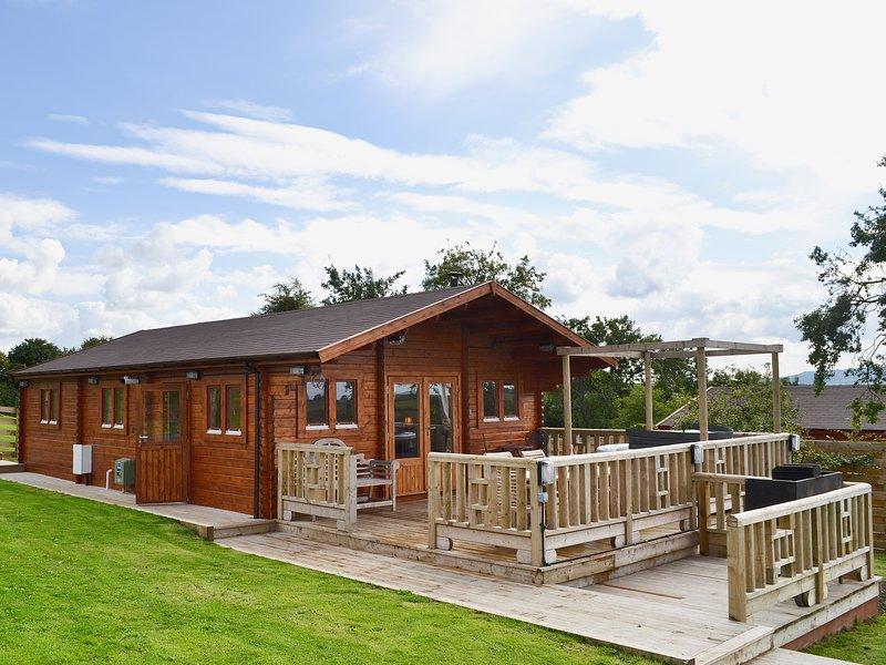 Hawthorn Lodge, holiday rental in Powick