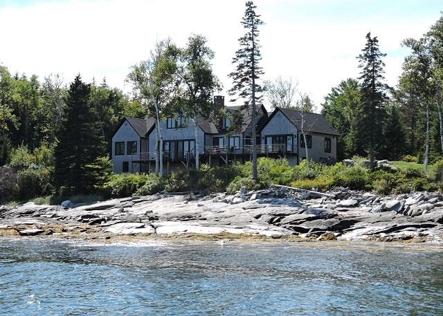 Exquisite Maine Summer House on coveted Harts Neck, holiday rental in Cushing
