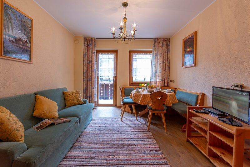 Paradiso, holiday rental in Trepalle