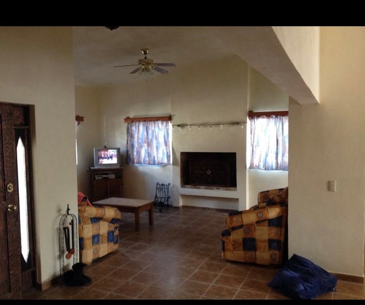 Rental House in the mountains of Galeana, NL, Mexico, holiday rental in Galeana