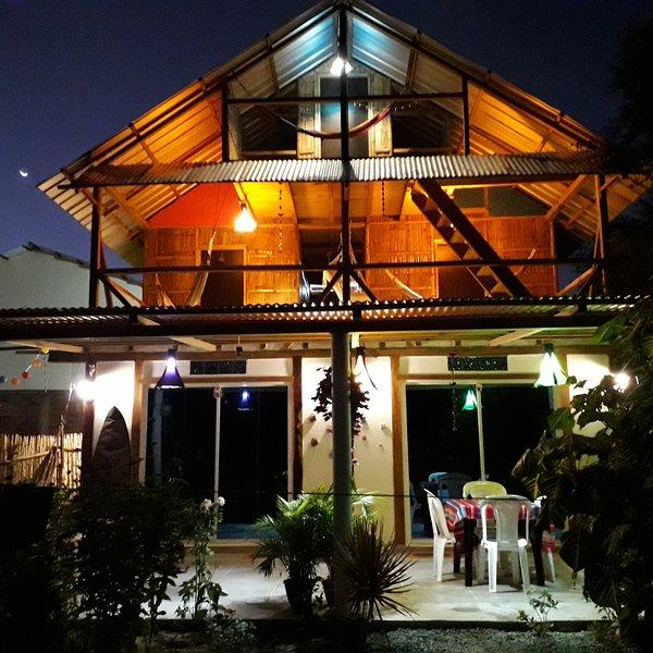 Our house near the coast of Manabi