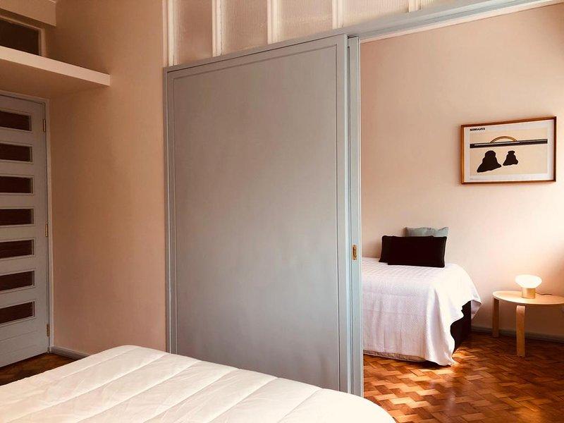 UNIQUE Modernist Duplex apartment & PARKING, holiday rental in Bomfim