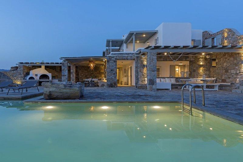 Lotus, location de vacances à Mykonos