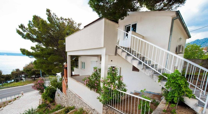 One bedroom apartment Medići, Omiš (A-17871-c), vacation rental in Medici