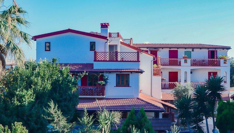 Masseria Torca - Isca, Ferienwohnung in Massa Lubrense