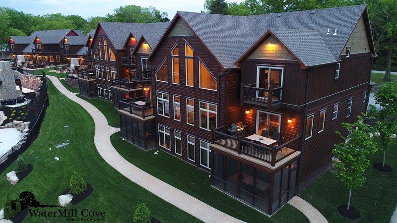 Vista de una villa de 5 dormitorios