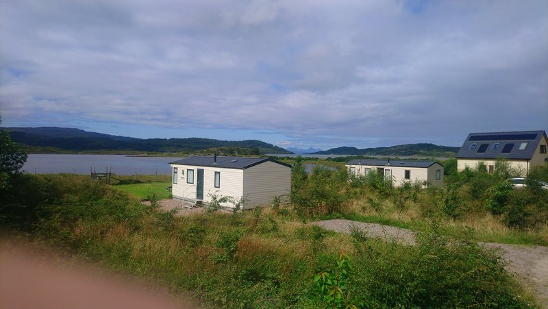 singing sands holidays caravan 1 weekly let's Saturday to Saturday june Jul aug, vacation rental in Acharacle