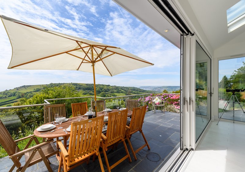 Hardown House, vacation rental in Charmouth