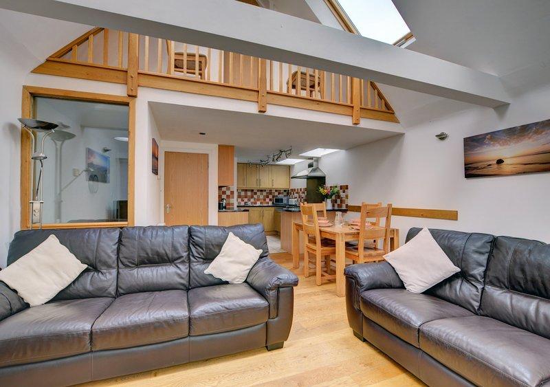 The Loft, vacation rental in Langton Matravers