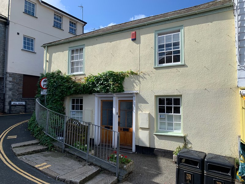 No.12 Broad St, Padstow Centre, Maypole Cottages, location de vacances à Padstow