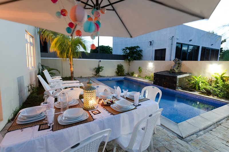 Luxury villa Mauritius, holiday rental in Anse La Raie