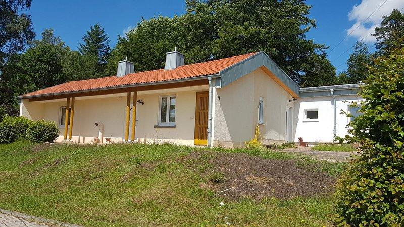 Haus Wildkatze, vacation rental in Kaiserslautern