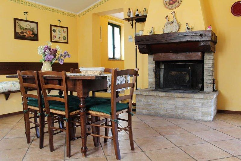 Casa Olivo A, holiday rental in Madonna della Pia