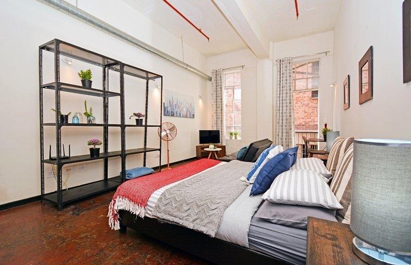 Urban Living, Maboneng - Johannesburg, vacation rental in Johannesburg