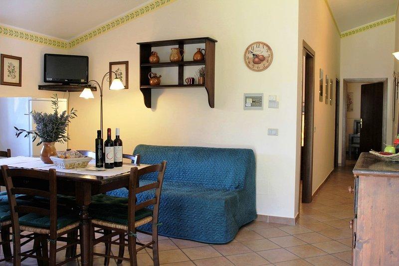 Casa Olivo B, holiday rental in Madonna della Pia