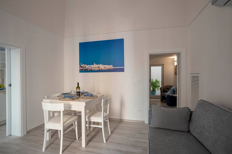 Apartment in Puglia near the beach, holiday rental in Monopoli