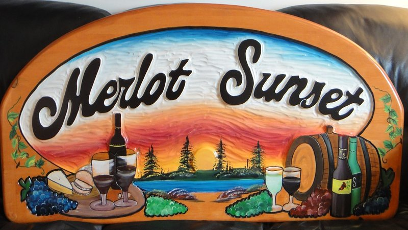MERLOT SUNSET-The BEST Bed and Breakfast in Portland-Rideau Lakes Ontario, alquiler de vacaciones en Delta