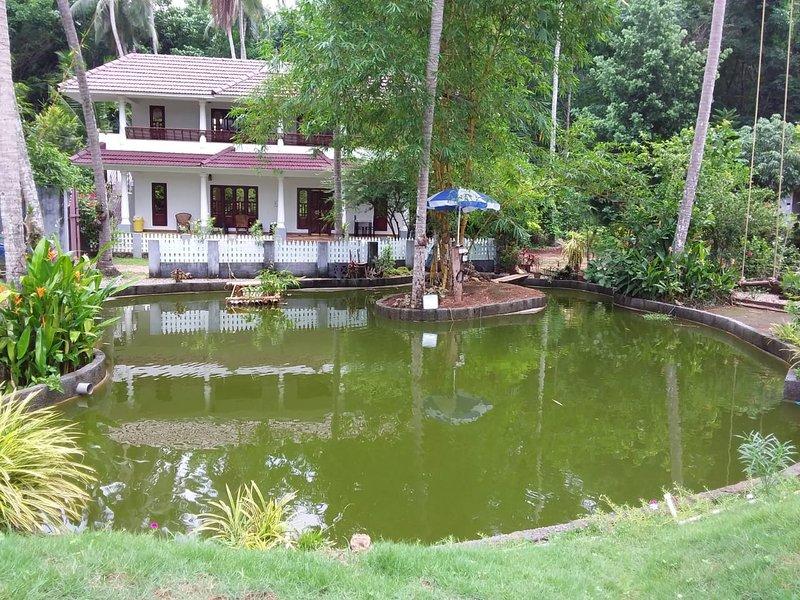 Amritham Holidays - Homestay ( kuttichal-kappukad Road), vacation rental in Thiruvananthapuram (Trivandrum)