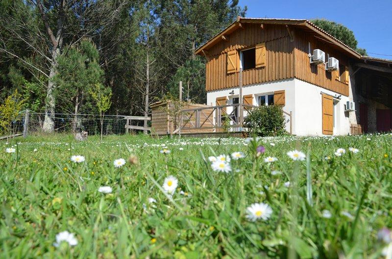 Le Logis du Val, casa vacanza a Mano