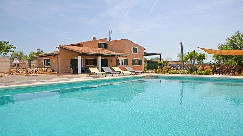 Villa Mercedes, vacation rental in Santa Margalida