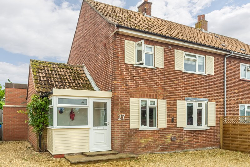 Winchelsea, vacation rental in Titchwell