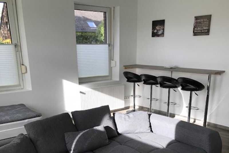 Apartment in Bedburg-Hau, Ferienwohnung in Spijk