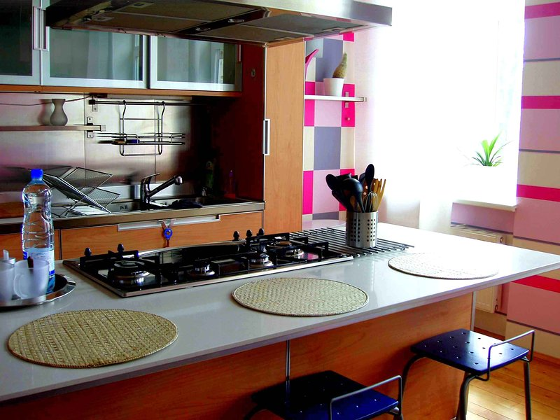 Fuchsia House, holiday rental in Daugavpils