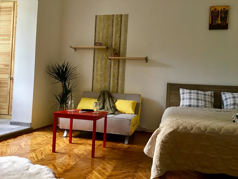 Studio One Civic Center, vacation rental in Brasov