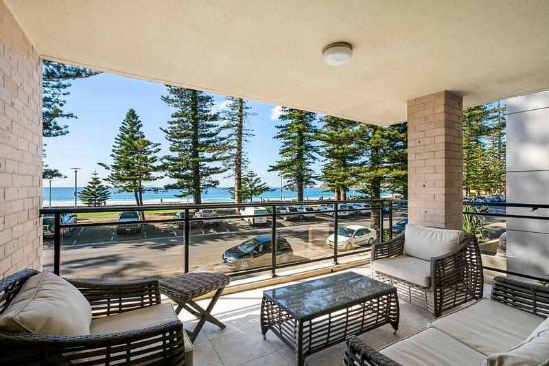 Ocean Vistas - Manly, NSW, vacation rental in Greater Sydney