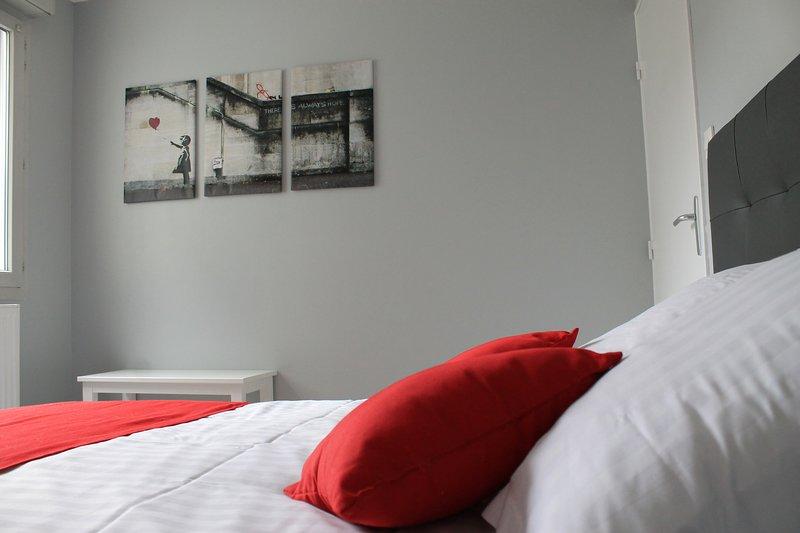 Le Petit Velotte - Au coeur de Montbéliard, holiday rental in Sancey-le-Grand