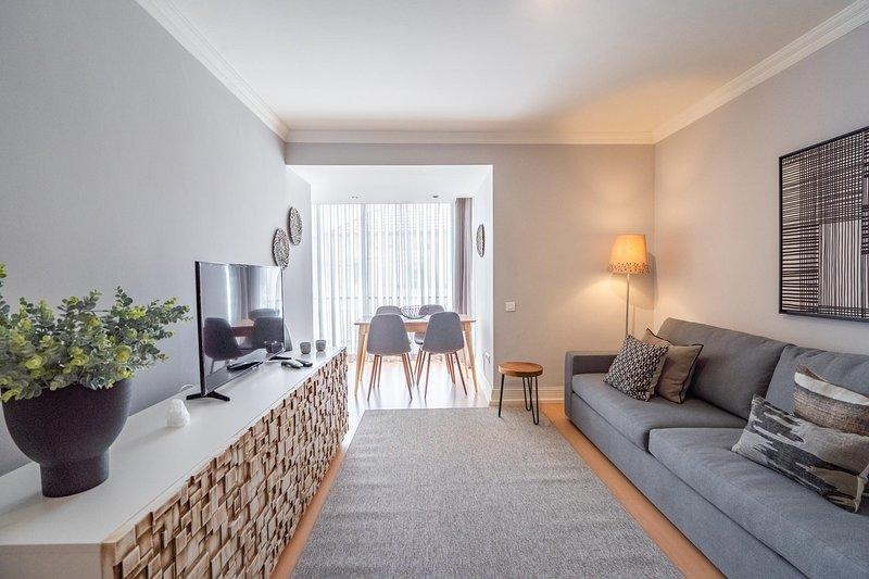 Cubeb Apartment, Estoril, Cascais, holiday rental in Joao do Estoril