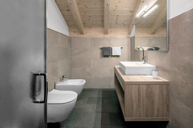 Appartamento 'Calendula' - uno dei 2 bagni dell'appartamento