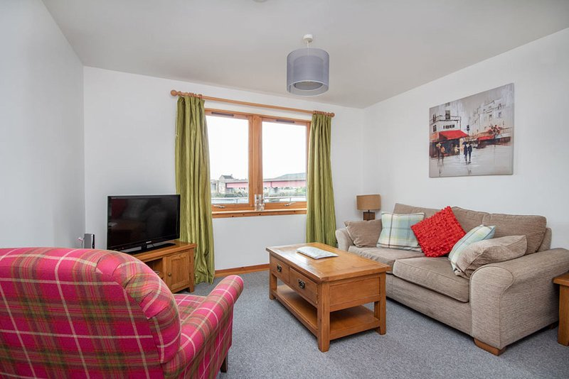 Riverview Apartment, holiday rental in Munlochy