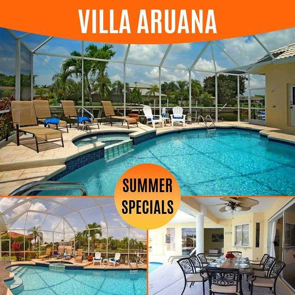 Villa Aruana