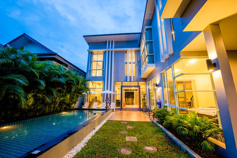 Dream Living Chiang Mai Pool Villa, holiday rental in San Phranet